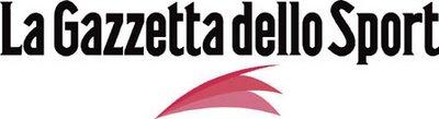 la Gazzetta Dello Sport Logo Gazzetta Dello Sport